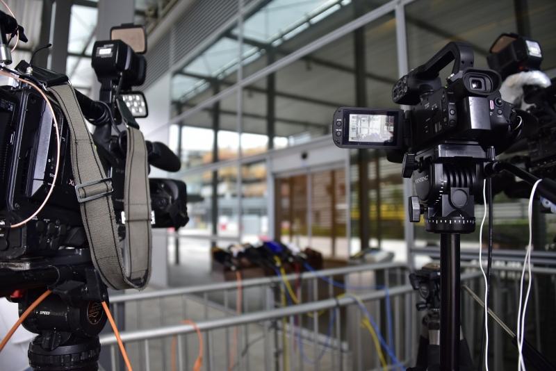 Im Fokus der Kameras: Journalismus in Zeiten des Medienwandels